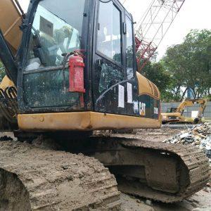 CAT 320D Excavator (2011)