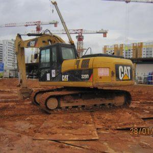 CAT 320D Excavator (2012)
