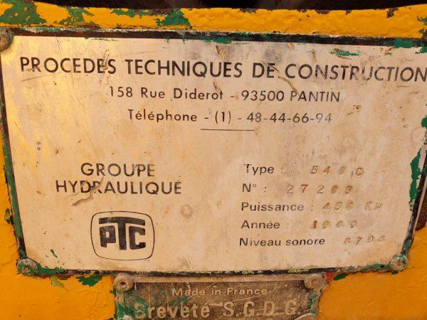 PTC 540C